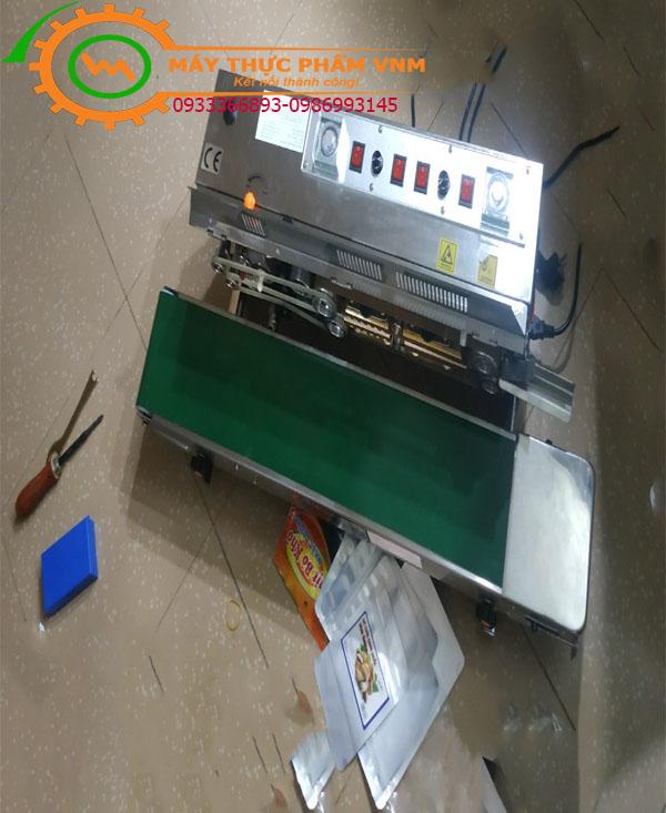 Máy hàn miệng túi FRM980 KUNBA